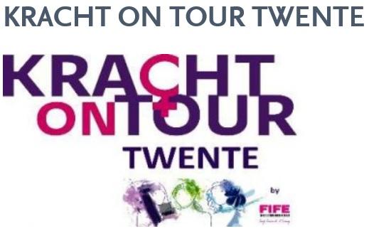 FIFE vrouwenbeurs: Kracht on Tour Twente