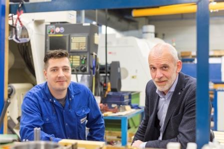 'Echte vakmannen op de werkvloer; daarin moet je investeren'